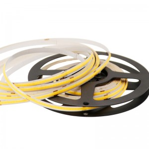 360leds/m COB LED Strips White Color