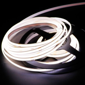 480leds/m COB LED Strips White Color