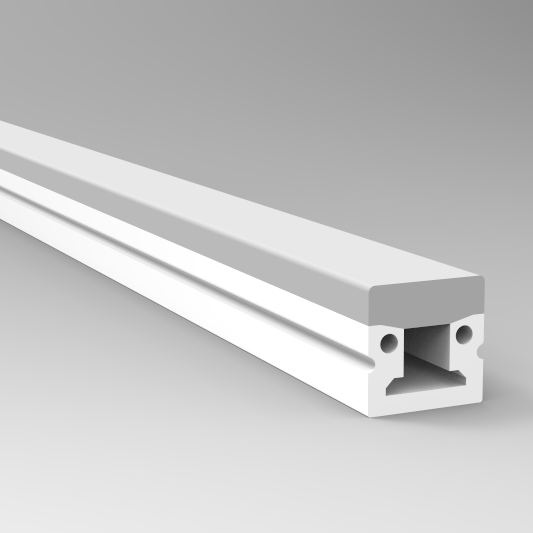 LN1010A Bendable SIlicone led extrusions Featured Image