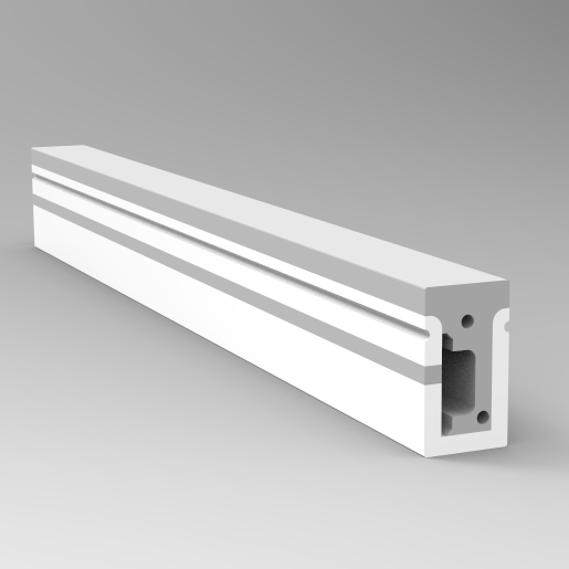 LN1018 Bendable SIlicone led extrusions Featured Image