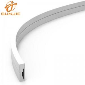 1018F Flexible sicnicon led profile