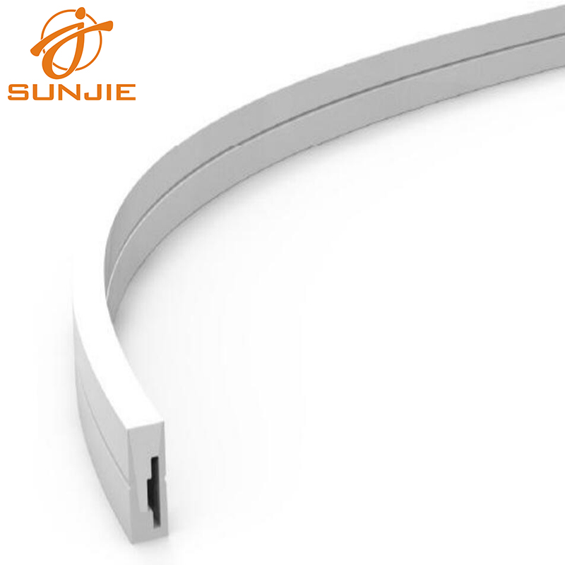 1018F Flexible sicnicon led profile Featured Image