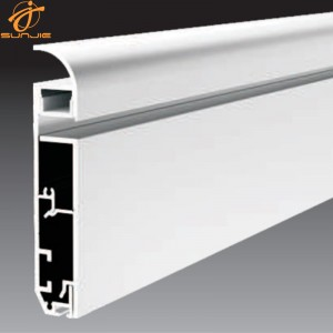 SJ-ALP1580 Aluminum led strip channel