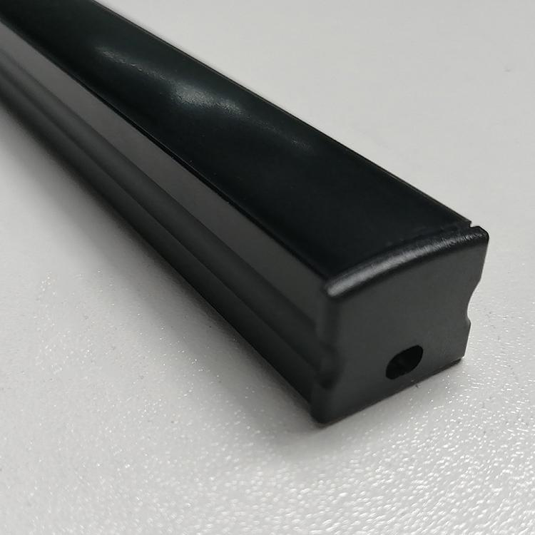 SJ-ALP1715B LED Profile with Black cover