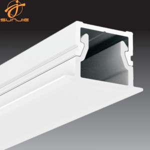 SJ-ALP1912B New Arrival LED Profile for strip lighting
