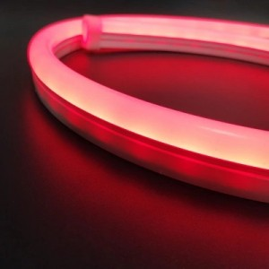 LN1022 Bendable SIlicone led extrusions