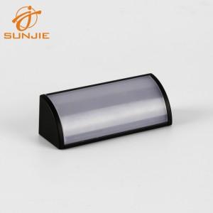 SJ-ALP1616 Powrót anodowanego aluminium Profil narożny