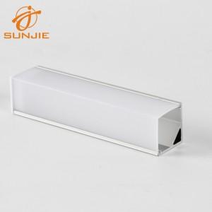 SJ-ALP1616B Corner Aluminum Channel