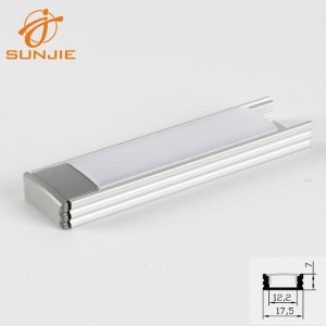 SJ-ALP1707 Surface Mounted led profile