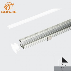 SJ-ALP1919 Corner LED Aluminum Profile