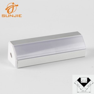 SJ-ALP1919H Corner Aluminum channel