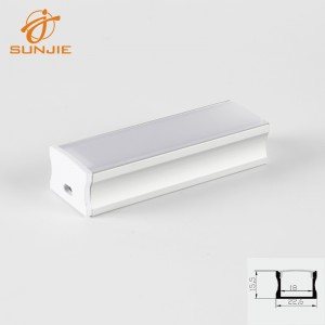 SJ-ALP2216 Aluminum strip profile