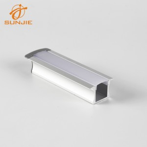 SJ-ALP2515 LED Strip Profile