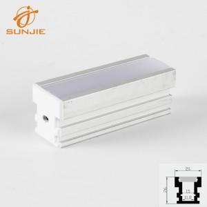 SJ-ALP2626 Floor LED Profile
