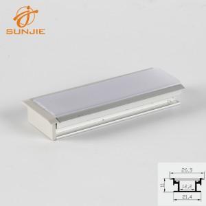 SJ-ALP2711 Floor LED Profile