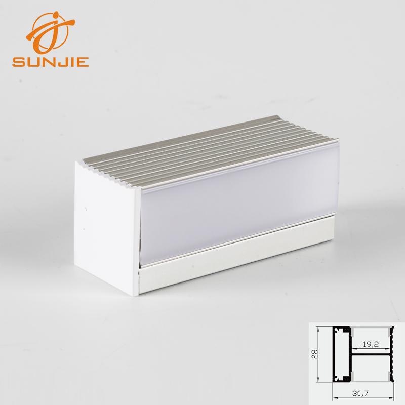 SJ-ALP2828 LED Aluminum Profile