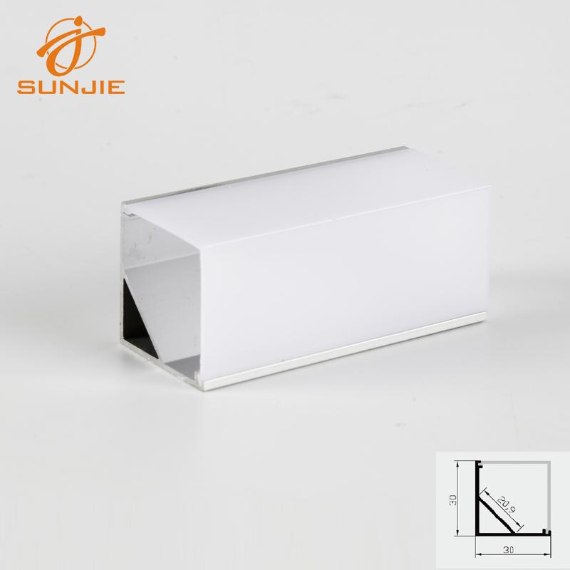 SJ-ALP3030 Corner led profile