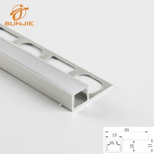 4040 T-slot Aluminum,Acrylic Led Strip Light Clear Diffuser