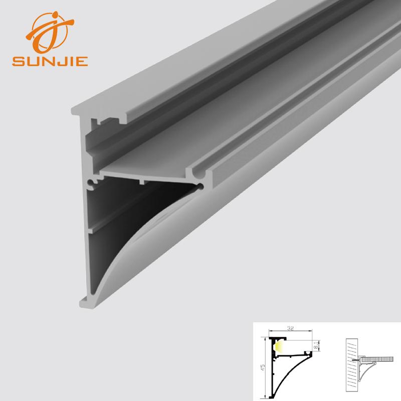 SJ-ALP4532 LED Aluminum Extrusion