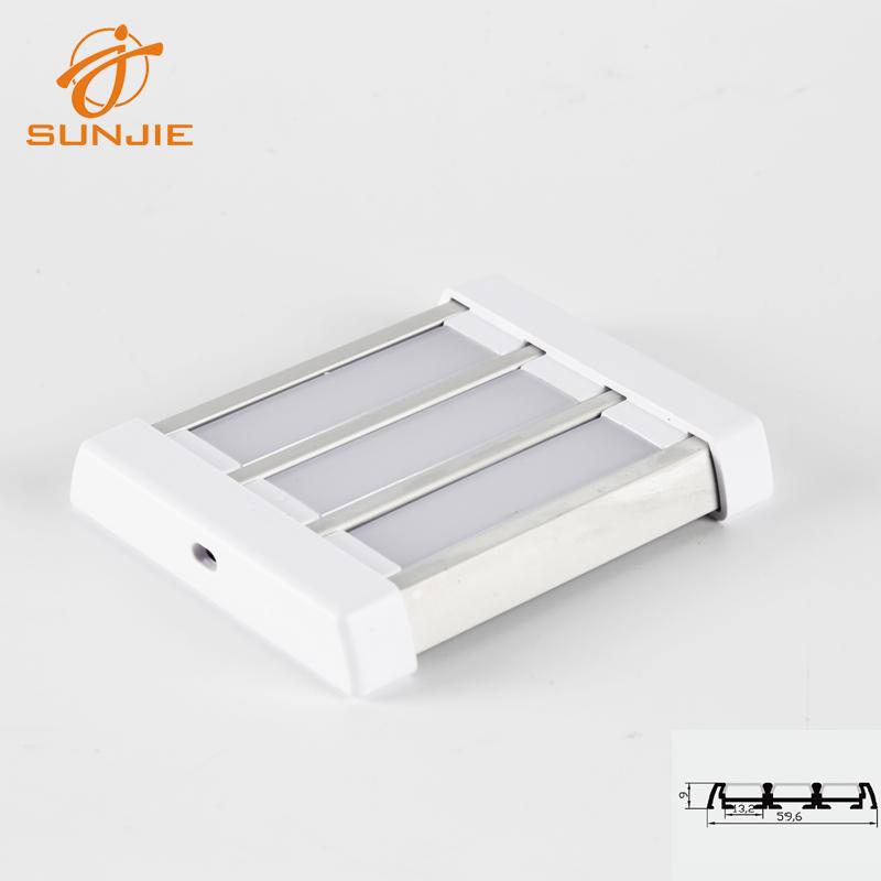 SJ-ALP6009 Shelf mounted led profile