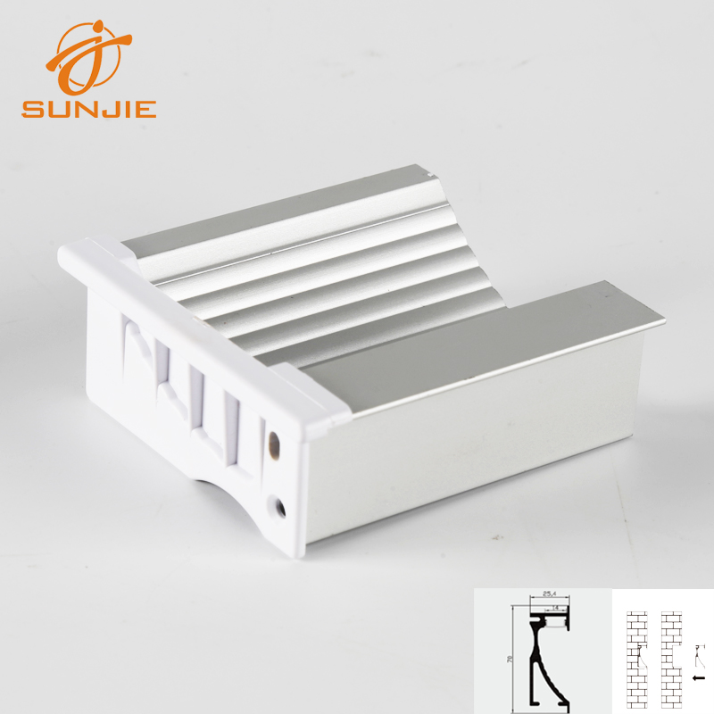 SJ-ALP7026 Wall mounted led profile