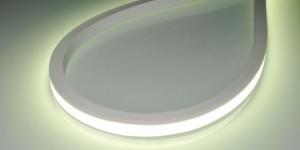 flexible silicone led profile-1